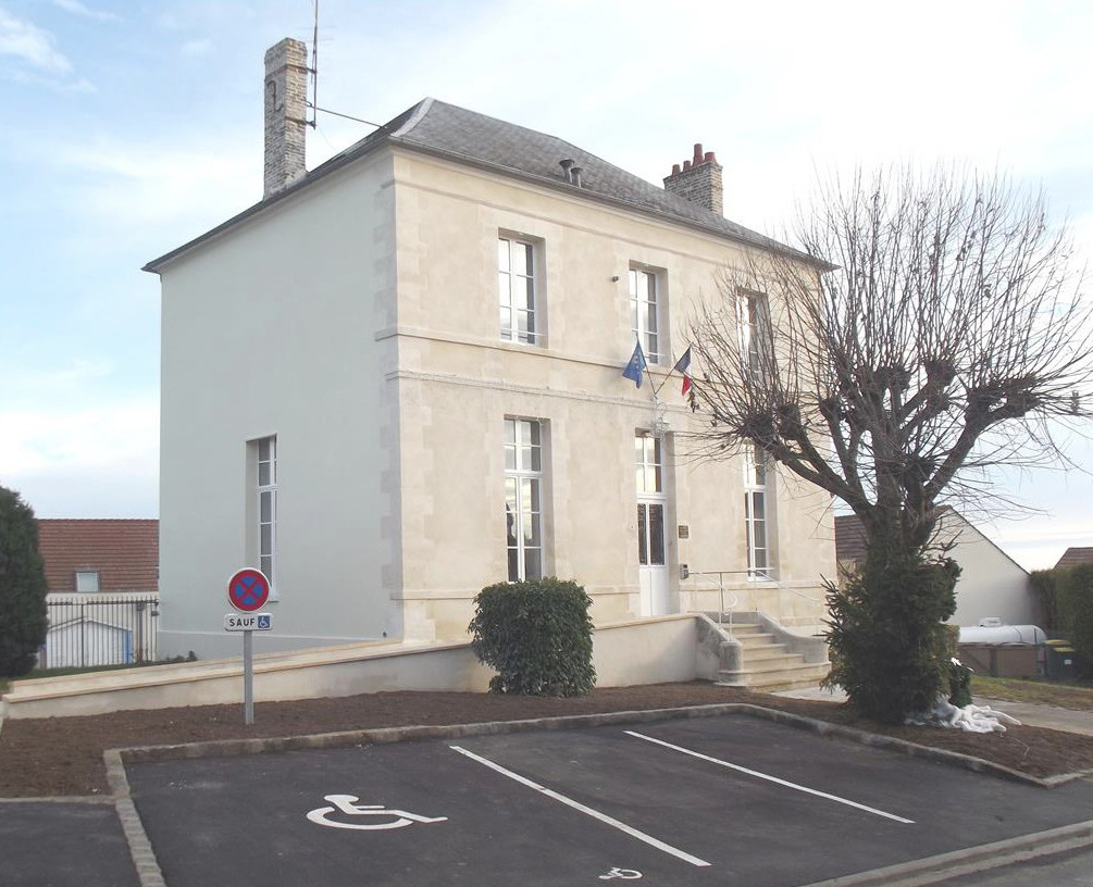 Mairie de Cléry en Vexin