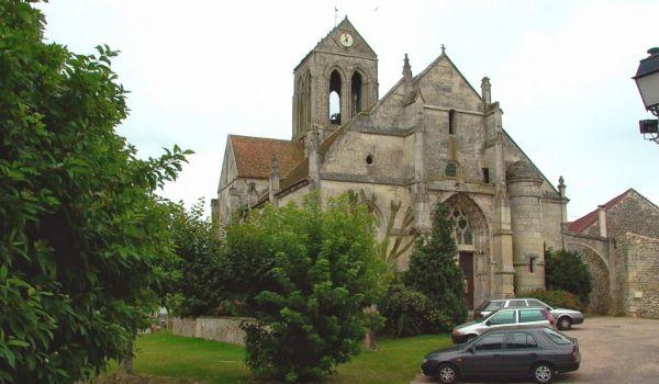 Église de Cléry-en-Vexin
